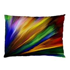 Graffiti Painting Pattern Abstract Pillow Case (two Sides)