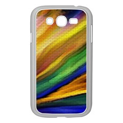 Graffiti Painting Pattern Abstract Samsung Galaxy Grand Duos I9082 Case (white)