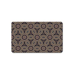Pattern Decoration Abstract Magnet (name Card) by Nexatart