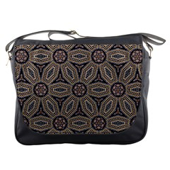 Pattern Decoration Abstract Messenger Bag