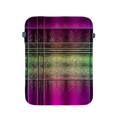 Abstract Desktop Pattern Wallpaper Apple Ipad 2/3/4 Protective Soft Cases