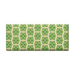 Pattern Abstract Decoration Flower Hand Towel by Nexatart