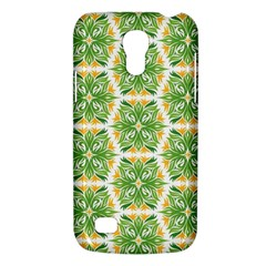 Pattern Abstract Decoration Flower Samsung Galaxy S4 Mini (gt I9190) Hardshell Case