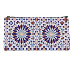 Morocco Essaouira Tile Pattern Pencil Cases