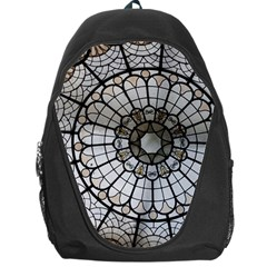 Pattern Abstract Structure Art Backpack Bag