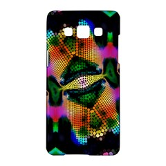 Butterfly Color Pop Art Samsung Galaxy A5 Hardshell Case