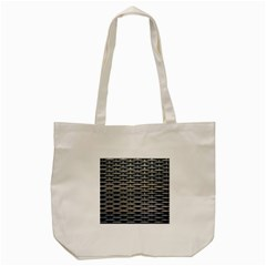 Desktop Pattern Abstract Fabric Tote Bag (cream)