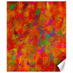 Abstract Pattern Art Canvas Canvas 8  X 10