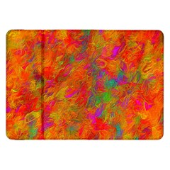 Abstract Pattern Art Canvas Samsung Galaxy Tab 8 9  P7300 Flip Case by Nexatart
