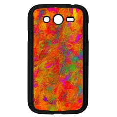 Abstract Pattern Art Canvas Samsung Galaxy Grand Duos I9082 Case (black) by Nexatart