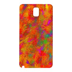Abstract Pattern Art Canvas Samsung Galaxy Note 3 N9005 Hardshell Back Case by Nexatart