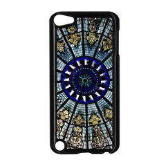 Pattern Art Form Architecture Apple Ipod Touch 5 Case (black) by Nexatart