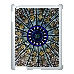 Pattern Art Form Architecture Apple Ipad 3/4 Case (white)