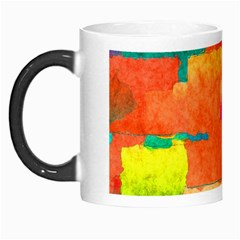 Pattern Texture Background Color Morph Mugs