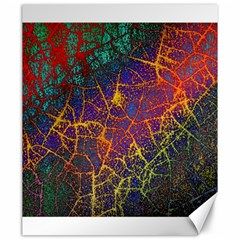 Background Desktop Pattern Abstract Canvas 20  X 24  by Nexatart