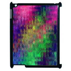 Background Abstract Art Color Apple Ipad 2 Case (black)
