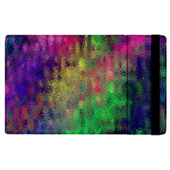 Background Abstract Art Color Apple Ipad Pro 9 7   Flip Case by Nexatart