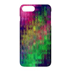 Background Abstract Art Color Apple Iphone 8 Plus Hardshell Case