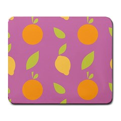 Seamlessly Pattern Fruits Fruit Large Mousepads by Nexatart