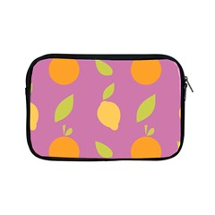 Seamlessly Pattern Fruits Fruit Apple Ipad Mini Zipper Cases by Nexatart