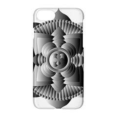 Lotus Mandala Flower Floral Apple Iphone 8 Hardshell Case