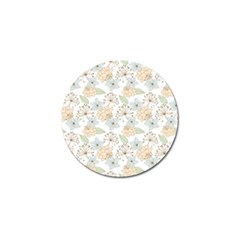 Dandelion Colors Nature Flower Golf Ball Marker (10 Pack)