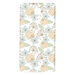 Dandelion Colors Nature Flower Samsung Note 4 Hardshell Back Case by Nexatart
