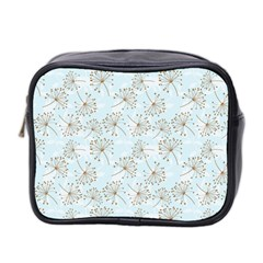 Tooth Of Lion Dandelion Mini Toiletries Bag (two Sides)