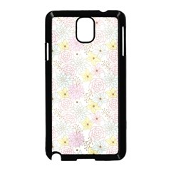 Dandelion Colors Flower Nature Samsung Galaxy Note 3 Neo Hardshell Case (black) by Nexatart