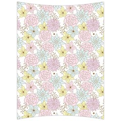 Dandelion Colors Flower Nature Back Support Cushion