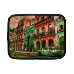 Havana Cuba Architecture Capital Netbook Case (small) by Nexatart