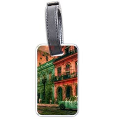 Havana Cuba Architecture Capital Luggage Tags (two Sides)