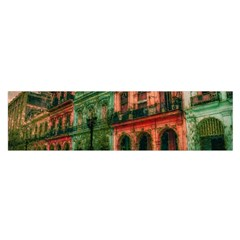 Havana Cuba Architecture Capital Satin Scarf (oblong) by Nexatart