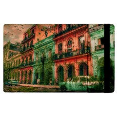 Havana Cuba Architecture Capital Apple Ipad Pro 9 7   Flip Case