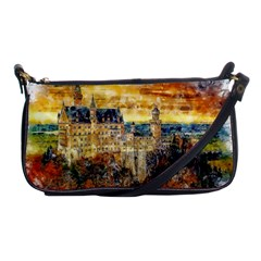 Architecture Castle Fairy Castle Shoulder Clutch Bag