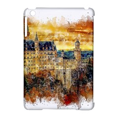 Architecture Castle Fairy Castle Apple Ipad Mini Hardshell Case (compatible With Smart Cover)
