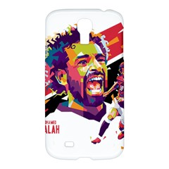Mo Salah The Egyptian King Samsung Galaxy S4 I9500/i9505 Hardshell Case
