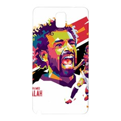 Mo Salah The Egyptian King Samsung Galaxy Note 3 N9005 Hardshell Back Case