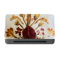 Holy Land Flowers 3 Memory Card Reader With Cf by DeneWestUK