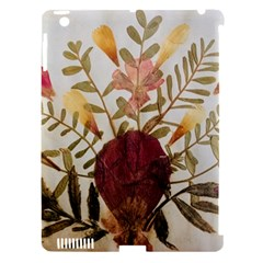 Holy Land Flowers 5 Apple Ipad 3/4 Hardshell Case (compatible With Smart Cover)