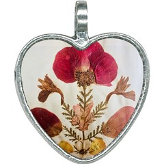 Holy Land Flowers 6 Heart Necklace by DeneWestUK