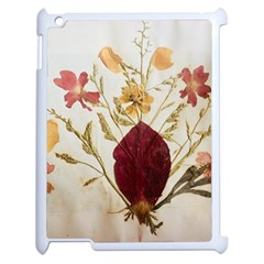 Holy Land Flowers 9 Apple Ipad 2 Case (white) by DeneWestUK