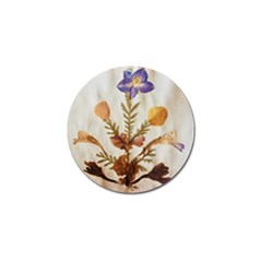 Holy Land Flowers 11 Golf Ball Marker (10 Pack) by DeneWestUK