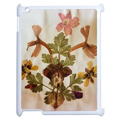 Holy Land Flowers 12 Apple Ipad 2 Case (white) by DeneWestUK