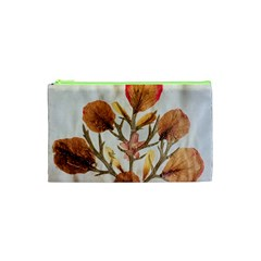 Holy Land Flowers 14 Cosmetic Bag (xs) by DeneWestUK