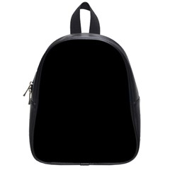 Define Black School Bag (small)