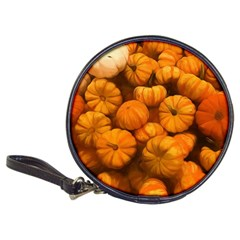Pumpkins Tiny Gourds Pile Classic 20 Cd Wallets