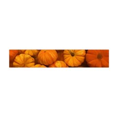 Pumpkins Tiny Gourds Pile Flano Scarf (mini)