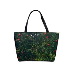 Apple Tree Close Up Classic Shoulder Handbag
