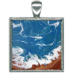 Oceantide New Square Necklace